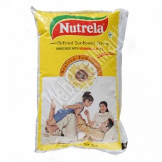 Nutrela Refined - Sunflower Oil