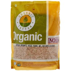 Organic Tattva Brown Basmati Rice
