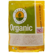 Organic Tattva Sona Masuri Rice White Polished