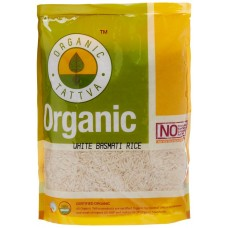 Organic Tattva White Basmati Rice