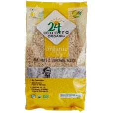 24 Mantra Organic Basmati Rice Premium Brown