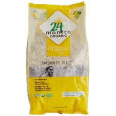 24 Mantra Organic Basmati Rice Premium Polished