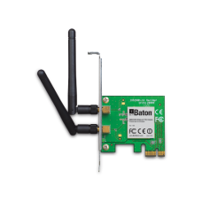 300M PCI-E Wireless Adapter - Lan Card
